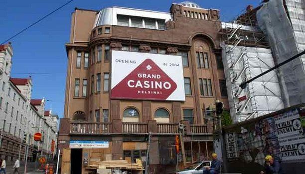 Grand Casino avattiin Helsinkiin vuonna 2004.