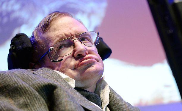 Stephen Hawking sairasti lihaksia rappeuttavaa ALS-sairautta.