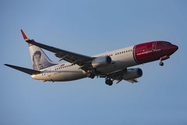 Norwegian karsii matkustamoon maksutta tuotavien matkatavaroiden määrää.