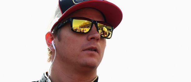"""Kimi Räikkönen ei ole saanut omien sanojensa mukaan Lotukselta """"euroakaan""""."""