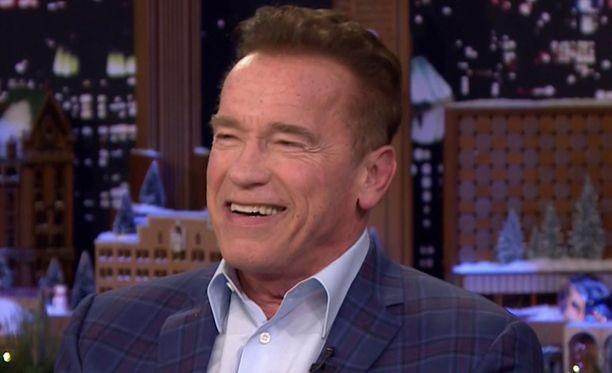Arnold Schwarzenegger täyttää ensi vuonna 70 vuotta.