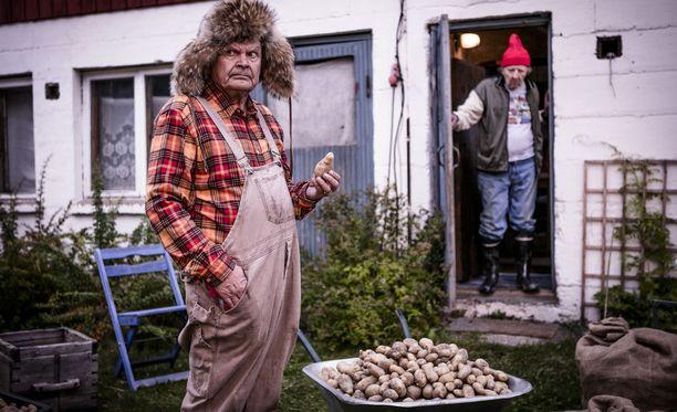 Uudessa elokuvassa Mielensäpahoittajan roolissa nähdään Heikki Kinnunen.