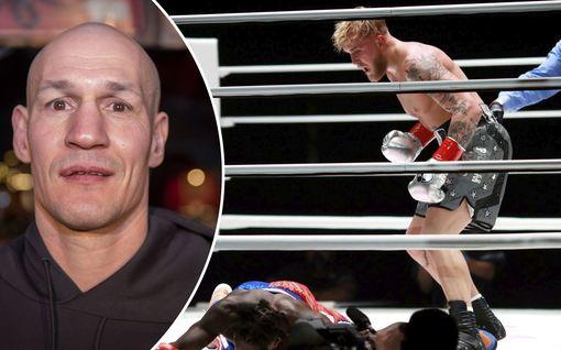 """Supersuosittu Youtube-tähti nyrkkeilee UFC-veteraania vastaan – Amin Asikainen lyttää: """"Halventavat kuvaa nyrkkeilystä"""""""