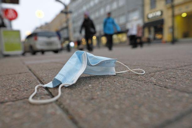 Suomen koronailmaantuvuus on kasvussa, toisin kuin valtaosassa EU-maista. Kuva Joensuusta.