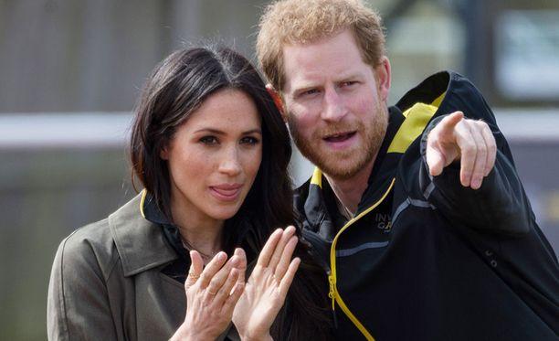 Meghan Markle ja prinssi Harry avioituvat toukokuussa.