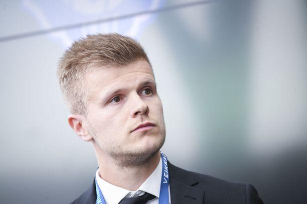 KuPS:n kapteeni Petteri Pennanen pelasi viime vuonna huippukauden.