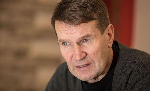 Erkka Westerlundin mukaan Jokereilla ei ole varaa menettää työotetta tänään Minskiä vastaan.