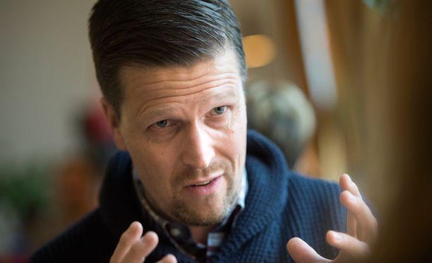 Ohjaaja Klaus Härö.