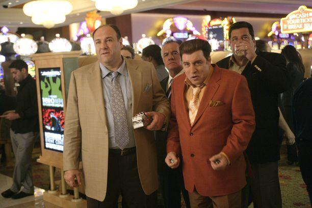 Sopranos-sarjaa esitettiin vuodesta 1999 vuoteen 2007.
