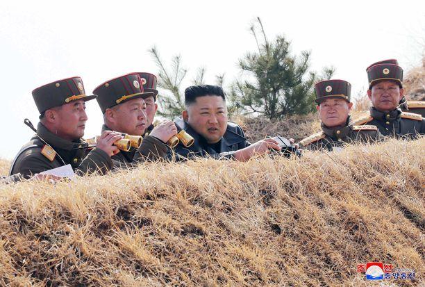 Pohjois-Korea uhkaa katkaista keskusteluyhteyden Yhdysvaltoihin.