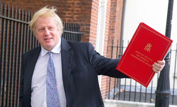 Britannian vauhdikas ulkoministeri Boris Johnson on varoittanut, että britit eivät saa sellaista EU-eroa kuin haluaisivat.
