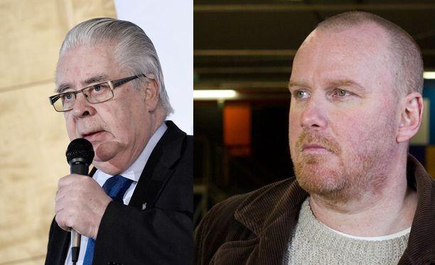 Petteri Sihvonen ei kaikilta osin lämpene Kalervo Kummolan johtamistavalle.