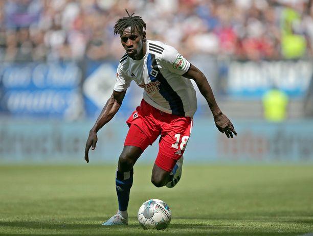 Bildin mukaan HSV-tähti Bakery Jatta valehteli nimensä, ikänsä ja aiemman pelaajataustansa saapuessaan Saksaan.