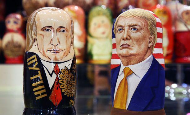 Yhdysvaltain keskustiedustelupalvelu CIA:n salaisen arvion mukaan Venäjä pyrki auttamaan Donald Trumpia voittamaan Yhdysvaltain presidentinvaalit.