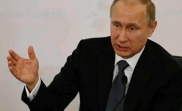 Pakotteet ovat koetelleet Vlamir Putinin Venäjää jo yli puoli vuotta.