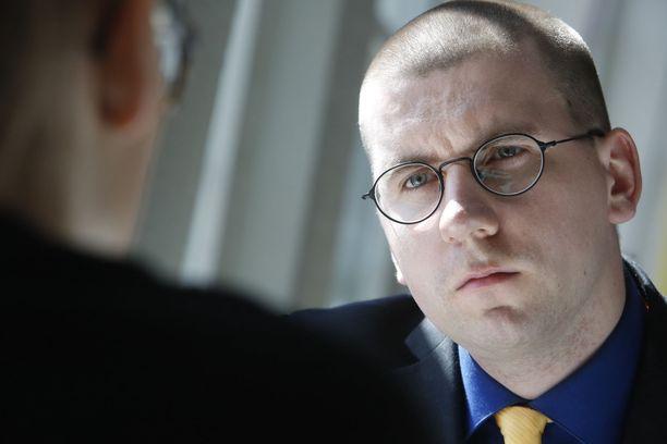 Sebastian Tynkkysen Fazer-boikotti ihmetyttää.