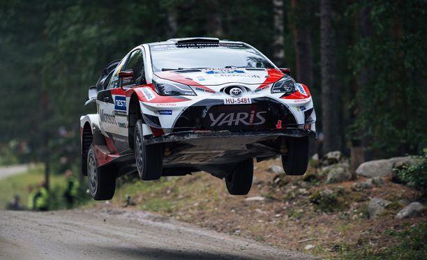 Jari-Matti Latvalan mukaan hidasteet ovat huonoja joissakin paikoissa.
