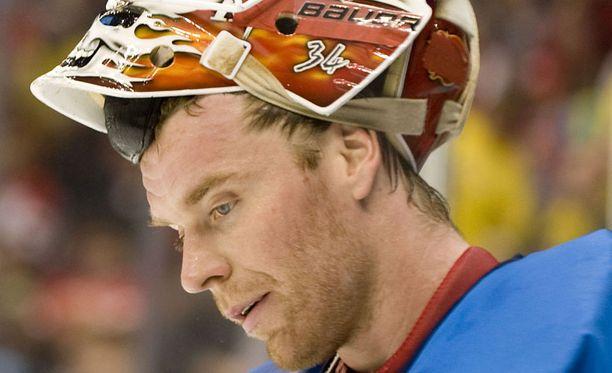 Onko Miikka Kiprusoff vasta NHL:n yhdeksänneksi paras maalivahti?