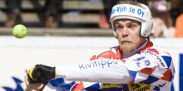 Janne Mäkelä iski Vedolle viisi juoksua.