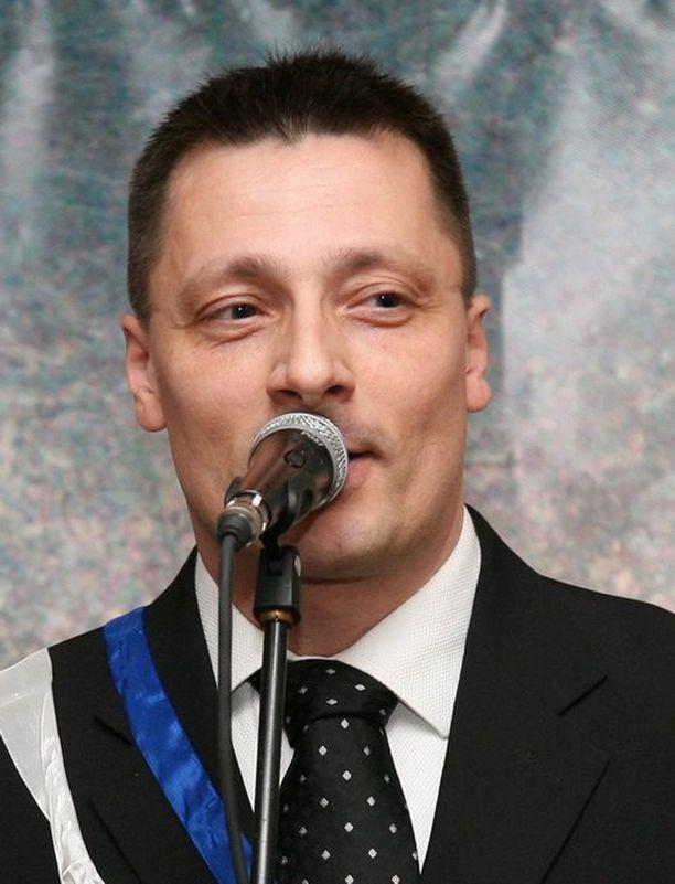 Pekka Heikkilä oli Kirkan ystävä vuodesta 1983 lähtien.