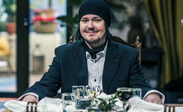Aki Tykki kertoi piponsa tarinan Vain elämää -ohjelmassa tänä vuonna.