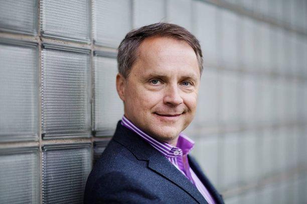 Petteri Järvisen mukaan kerätyistä tiedoista voi koitua ongelmia tulevaisuudessa.
