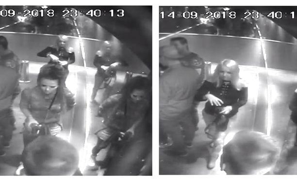 Poliisi kaipaa kahta kuvissa olevaa naista.