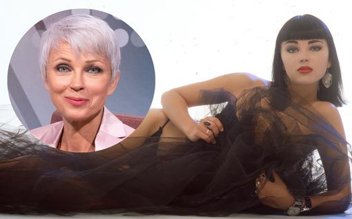 """Tänään tv:ssä: Katariina Souri asui Playboy-Hefnerin luona – """"Ulkona käveli aseistettuja vartijoita"""""""