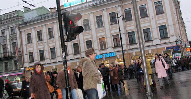 Pietarin katuja pääsee kohta tallaamaan ilman viisumia.