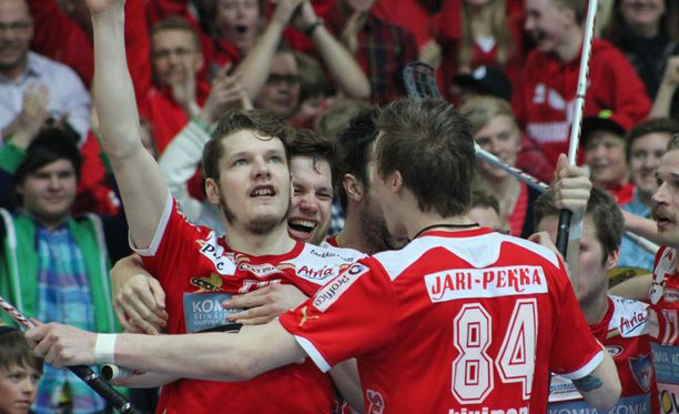 SPV:n Janne Hulmi (arkistokuva).
