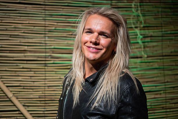 20190122 Helsinki, Selviytyjät Suomi toinen kausi, rock-artisti Olli Herman KUVA: JENNI GÄSTGIVAR / IL