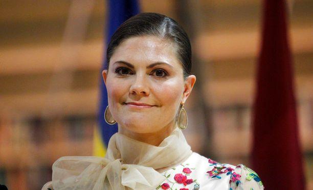 Prinsessa Victorialla on kaksi lasta.