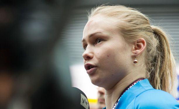 Petra Olli onnistui rauhoittamaan riitapukarit.