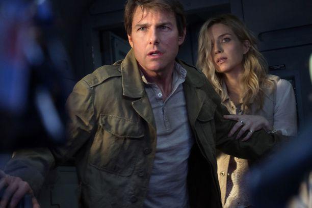 Tom Cruise on uudessa elokuvassaan muumioon rakastuva muinaisaarrevaras.