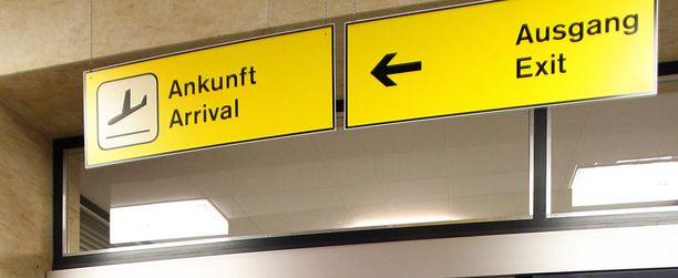 Itävallan tulli teki karmean löydön.