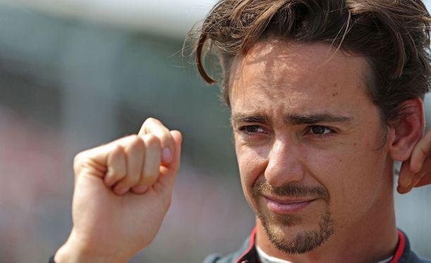 Esteban Gutiérrez, minkä F1-tallin mies?