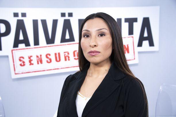 Eva Tawasoli on joutunut kunniaväkivallan uhriksi.
