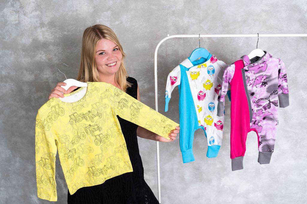 Kouvolalaisen Leeni-Elina Haimin KaislaStar-yritys sai alkunsa, kun pienellä Kaisla-tyttärellä epäiltiin vakavaa, kuolemaan johtavaa sairautta. Nyt liiketoiminta kukoistaa ja tyttären sairausepäilykin osoittautui onneksi aiheettomaksi.