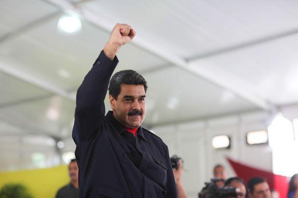 Nicholás Maduro nousi Venezuelan presidentiksi vuonna 2013.