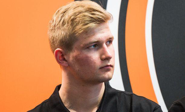 Markus Niemeläinen palasi Suomeen kahden OHL-kauden jälkeen.