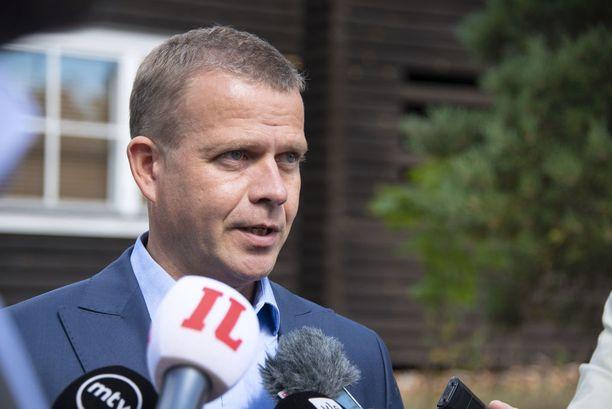 Näillä näkymin pääministerikilpailu käydään Rinteen ja kokoomuksen Petteri Orpon välillä.