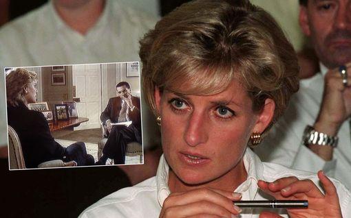 Huijattiinko prinsessa Diana kohuhaastatteluun, jossa hän kertoi avioliittonsa kolmannesta pyörästä? Jopa prinssi William ottaa kantaa