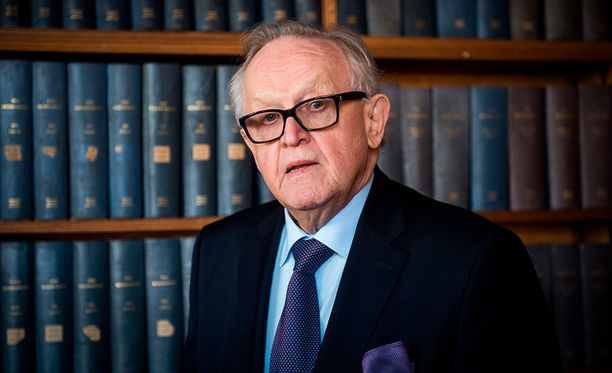 Lahjaksi 80 vuotta täyttävän Martti Ahtisaaren perustama, rauhanvälitystä tekevä CMI-järjestö sai reilun 630 000 euron lahjoituksen.