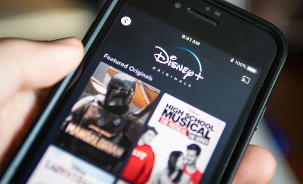 Lisenssisopimukset ovat vaikuttaneet Disney+:an tarjontaan Yhdysvalloissa.
