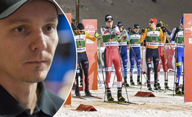 Petter Kukkosen mukaan yhdistetyssä huijataan.