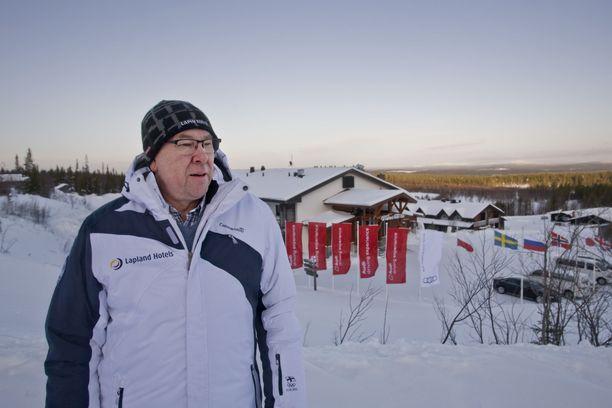Pertti Yliniemen mukaan iso osa ensi talvesta on jo menetetty. Arkistokuva.