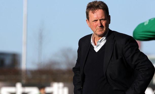 Pekka Lyyski oli rakentamassa IFK Mariehamnia suomalaiseksi huippujoukkueeksi.