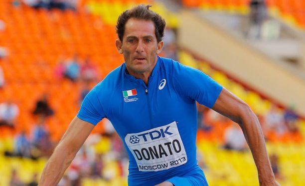 Fabrizio Donatoa ei enää epäillä dopingista.