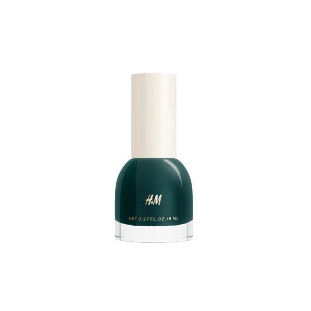 H&M Beauty kynsilakka täydellisenä vihreänä, 4,99e
