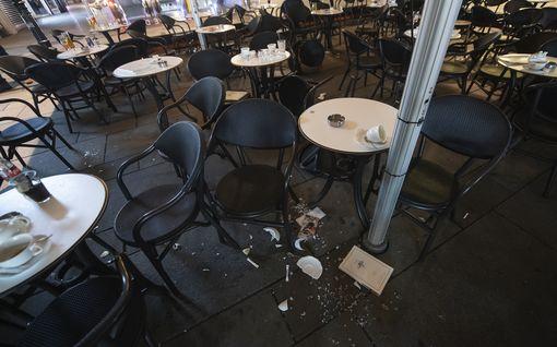 Wienin terrori-isku tapahtui kuudessa eri paikassa – albanialaistaustainen tekijä tuki Isisiä, kaksi ihmistä pidätetty